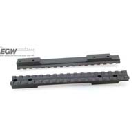 EGW Savage Round Back Short Action Matte Black EG-41000--- 0 MOA