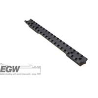 EGW Savage Round Back Long Action & 220 Slug Matte Black EG-41100--- 0 MOA