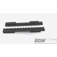 EGW Savage Flat Back Long Action Matte Black EG-41400--- 0 MOA