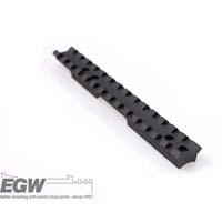"EGW Savage Model 93 w/1-5/8"" Eject Port Matte Black EG-41602--- 20 MOA"