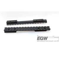 EGW Winchester Mod 70 Long Action Matte Black EG-42100--- 0 MOA