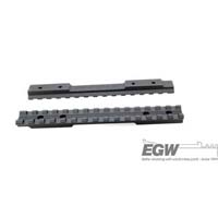 EGW Browning --A-Bolt-- Long Action Matte Black EG-43100--- 0 MOA