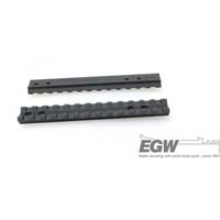 EGW Browning ---BLR--- Short Action Lever Guns Matte Black EG-43600--- 0 MOA