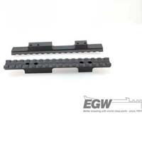 EGW Montana Mod 1999 Short Action Matte Black EG-47400--- 0 MOA