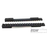 EGW Weatherby Mark V (9 Lug) Matte Black EG-80702- 20 MOA