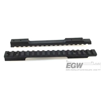 EGW Weatherby Mark V TRR (6 Lug only) Matte Black EG-80710 - 0 MOA