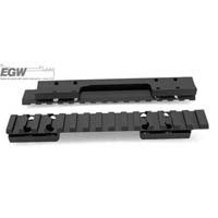 EGW Browning --X-Bolt-- Long Action Matte Black EG-81024--- 0 MOA