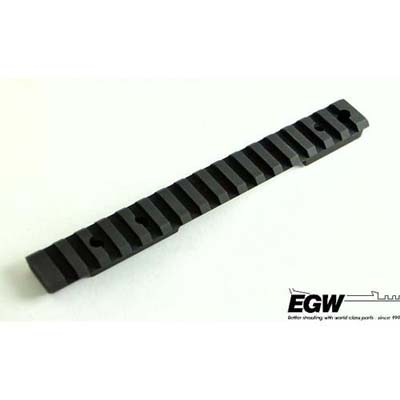 EGW Weatherby Vanguard Howa 1500 Short Action Matte Black EG-81040--- 0 MOA