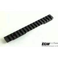 EGW Weatherby Vanguard Howa 1500 Long Action Matte Black EG-81050--- 0 MOA