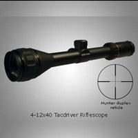 Kruger Optics Tacdriver 4-12x40 Hunter-Duplex