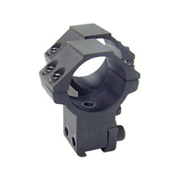 UTG - Rings 30mm Dovetail RGPM-30H4 Aluminum Matte-Black High