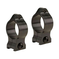 "CZ 452/453 Permanent 1"" Medium Matte Black Talley Mod #100004"