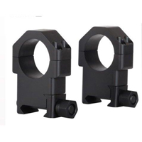 "TPS Rings -TSR-W- Steel Matte-Black 1"" High TP-30602"