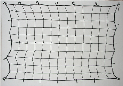 6' x 8' Cargo Net with Hooks