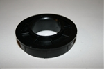 "Garage door 1"" flanged nylon spacer"