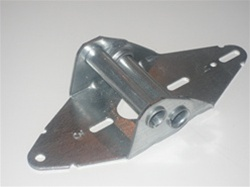 Heavy duty garage door #3 garage door hinge for most residential and commercial applications