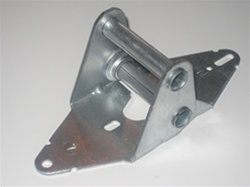 Heavy duty garage door #7 garage door hinge for most residential and commercial applications