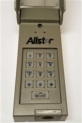 Allstar 104078 Wireless Garage Door Opener Keypad