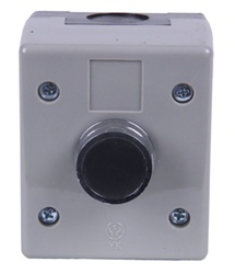 1BXT Single Button Exterior Control Station