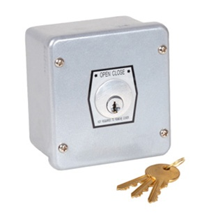 1kx Tamper Proof Exterior Keyed Control Switch