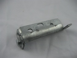 Wayne Dalton Garage Door Left Bottom Bracket Roller Holder