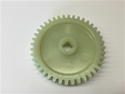 Genie Overhead Door drive sprocket w/square for PMX chain glide & PCG series garage door openers 27096a