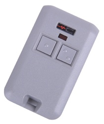 Multi-Code 3083 Two Button Mini Garage Door Opener Transmitter