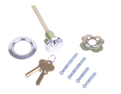 Garage Door Lock Replacement Keyed Rim Cylinder