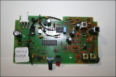 Genie Intellicode 36521rs Receiver Board
