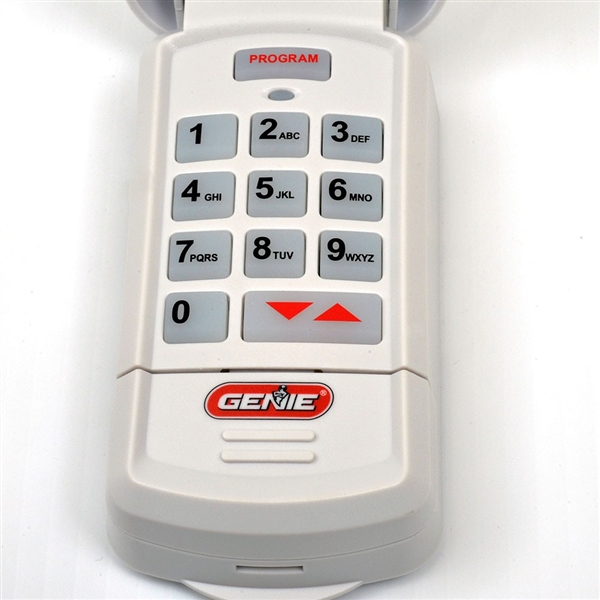 and fine garage door code learn genie button opener intellicode