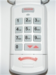 Overhead Door Wireless Keypad for use with Code Dodger 1 or 2 systems