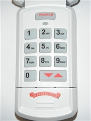 Overhead Door Wireless Keypad Okp Bx