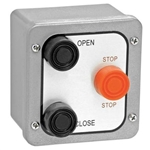 3BX 3 Button Metal Exterior Control Station