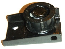 Belt pulley bracket for Liftmaster model numbers 1270, 1280, 1280R