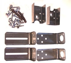 Liftmaster Sears Craftsman 41A4373A garage door opener photo eye safety sensor brackets
