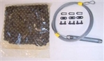 Stanley Garage Door Quiet Glide Chain-Cable Assembly 49562