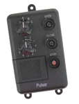 Allstar/Pulsar 535T Gate and Garage Door Opener Remote Transmitter 318MHz
