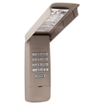 877MAX LiftMaster Wireless Remote Control Keypad (315MHz & 390MHz)
