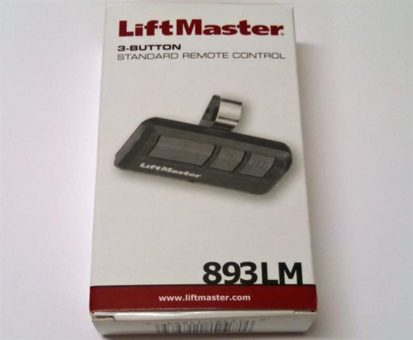 Liftmaster Sears Craftsman 893lm Remote Control Transmitter