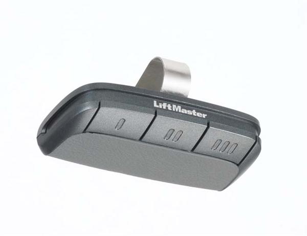 Garage Door Remote >> Liftmaster 895max Security 2 0 3 Button Garage Door Remote