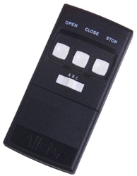 Allstar 8833-COCS Three Channel Garage Door Opener Transmitter