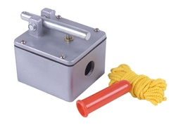 CP-2 Double pull commercial garage door ceiling pull switch