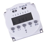 TA0019 7 Day 24V AC Digital Timer