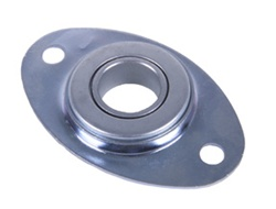 Garage Door Football Bearing PFL32, 1 1/4""