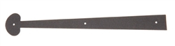 Jamestown Decorative Door Harware Strap Hinge, 16""