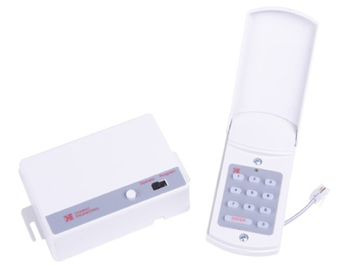 Domino Gd 1 Hard Wired Universal Garage Door Opener Keypad