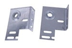 "3 3/8"" Commercial Garage Door End Bearing Bracket"