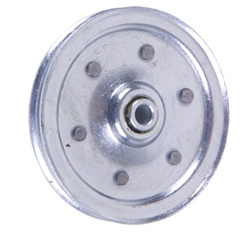 Heavy Duty Sheave Pulley 4""