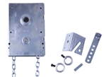 "J.R.G. Jackshaft Chain Hoist, 1 1/4"" Shaft"