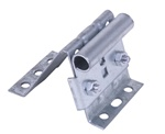 Fully Adjustable Residential Garage Door Top Roller Brackets